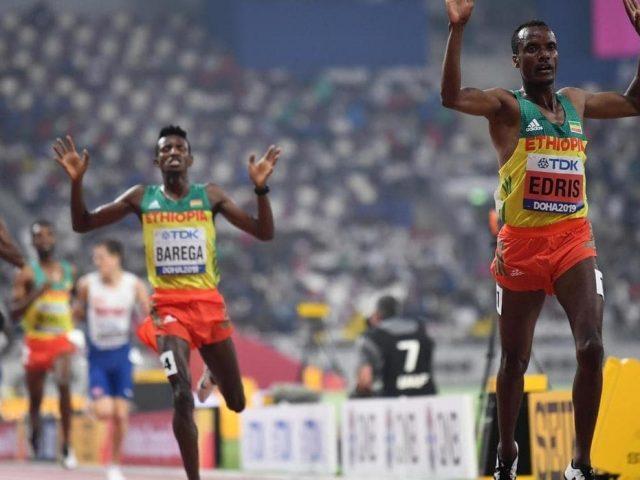 विश्व एथलेटिक्स च्याम्पियनसिप पनि सर्यो