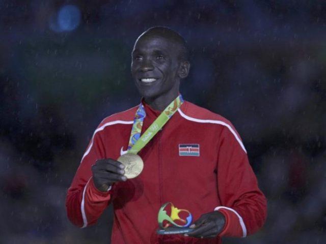 टोकियोमा लगातार दोश्रो ओलम्पिक स्वर्ण जित्छुः किप्चोगी