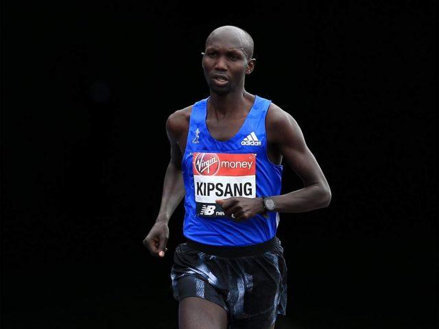 विश्व किर्तिमानी धावक विल्सन किप्सेङ्ग जेल चलान