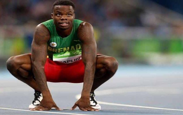 ग्रेनेडाका धावक बार्लोनको ओलम्पिक नखेल्ने प्रतिबन्ध यथावत