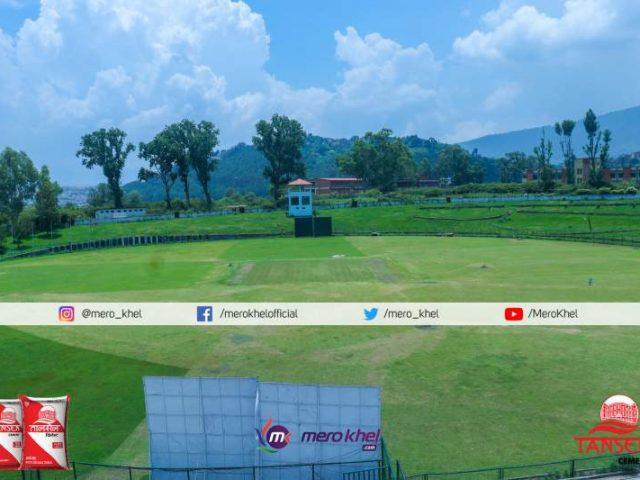 किर्तिपुरस्थित टियु क्रिकेट मैदानको रुप फेरिदै–फोटो फिचर