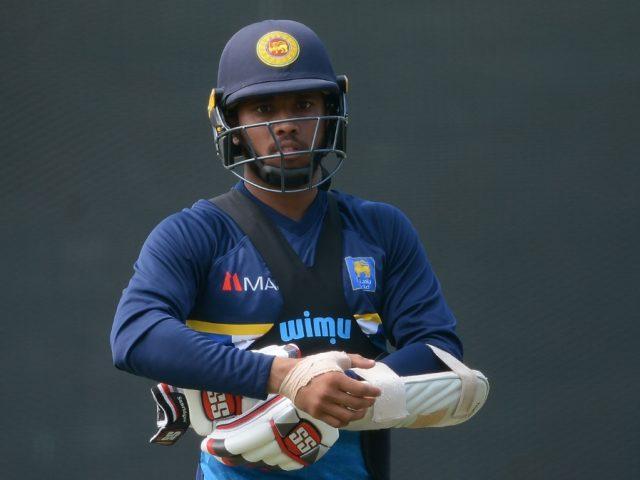 श्रीलंकाली क्रिकेटर मेन्डिस पक्राउ