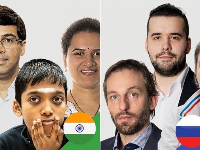 भारत र रसिया चेस ओलम्पियाडको संयुक्त विजेता घोषित