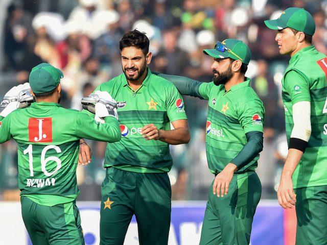 जिम्बाव्बेविरुद्ध खेल्ने पाकिस्तानी टोलीको घोषणा