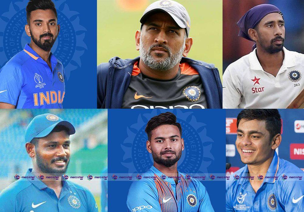 धोनीको उत्तराधिकारी बन्न सक्ने ५ भारतीय खेलाडी