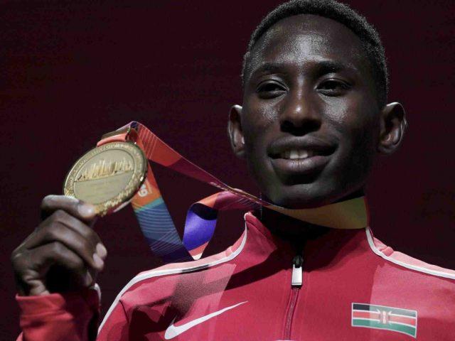 ओलम्पिक गोल्ड मेडलिस्टमाथि नाबलिक महिलासँग शारिरिक सम्पर्क गरेको आरोप