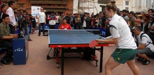 वल्ड टेबल टेनिस डेमा विशेष कार्यक्रम हुने