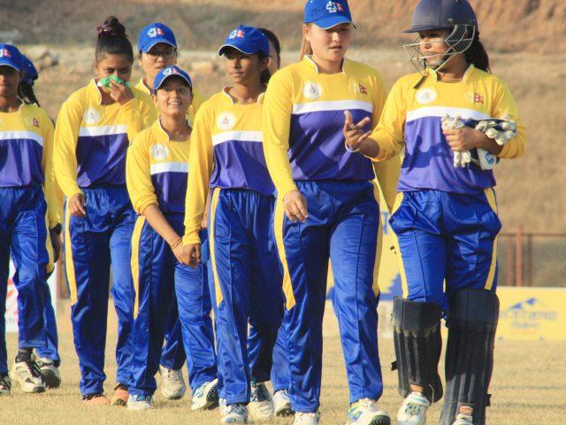 महिला क्रिकेटको विकास हुन्छ त ? प्रधानमन्त्री कपले सोझ्याएको प्रश्न !