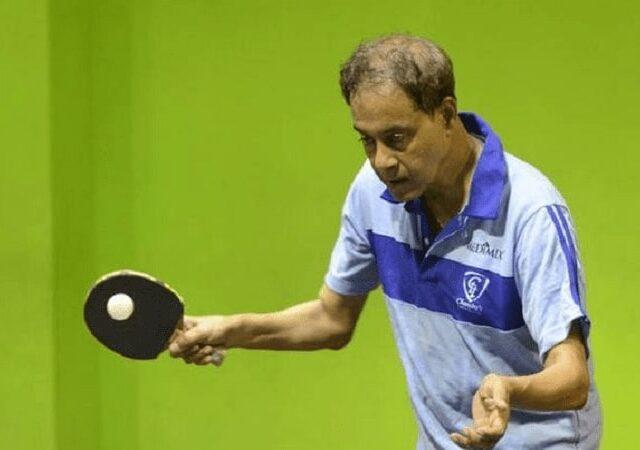 कोरोनाका कारण भारतका पूर्व टेबलटेनिस खेलाडी वी चन्द्रशेखरको निधन