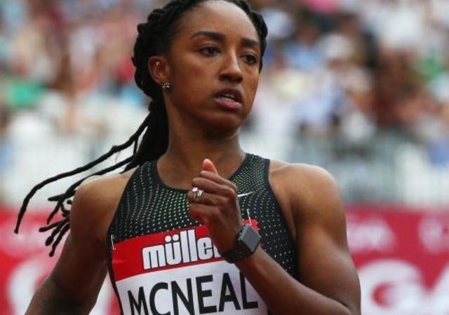 ओलम्पिक १०० मीटर हर्डल्स  च्याम्पियन ब्रायनामाथि ५ बर्षको प्रतिबन्ध