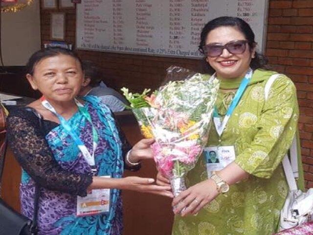 राष्ट्रिय महिला भलिबल टिमको  व्यवस्थापकमा ज्योती केसी