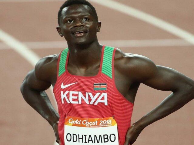 ओलम्पिक दौड शुरु हुन एक घण्टाअघि केन्याली धावकलाई सहभागिताबाट रोकियो