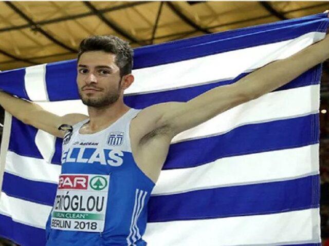 ओलम्पिकः पुरुष लङ्ग जम्पमा ग्रीकका मिल्टियासिलाई स्वर्ण